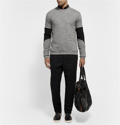 Public School Panelled Cotton French Terry Sweatshirt