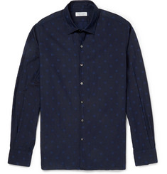 Tomorrowland Polka-Dot Cotton Shirt