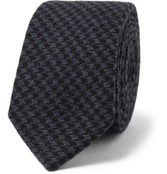 Ovadia & Sons Houndstooth Wool Tie