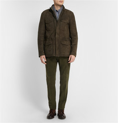 Loro Piana Shearling Jacket