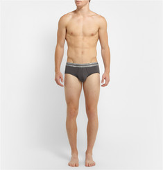 Dolce & Gabbana Cotton-Blend Jersey Briefs