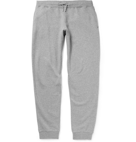 Orlebar Brown Tapered Loopback Cotton-Jersey Sweatpants