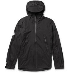 Saturdays Surf NYC Hooded Nylon Jacket
