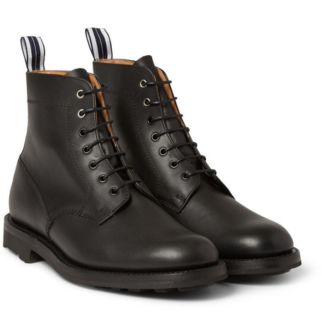 Oliver Spencer Leather Boots