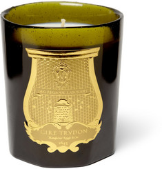 Cire Trudon - Ernesto Tobacco and Leather Scented Candle, 270g