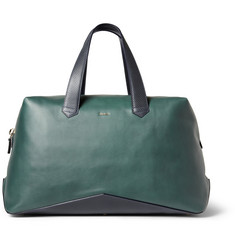 Paul Smith Shoes & Accessories Leather Holdall Bag