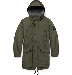 Stone Island David TC Hooded Coat
