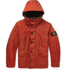 Stone Island David TC Hooded Jacket