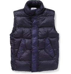 Stone Island Lightweight Quilted Hooded Gilet