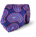 Turnbull & Asser - Patterned Silk Tie