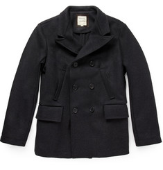 Billy Reid Wool Pea Coat