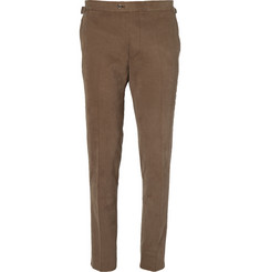 Thom Sweeney Slim-Fit Cotton Chinos