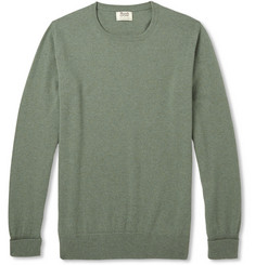 William Lockie Cashmere Crew Neck Sweater