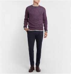 J.Crew Babylon Melange-Knit Sweater