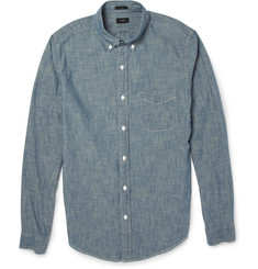 J.Crew Slim-Fit Chambray Shirt
