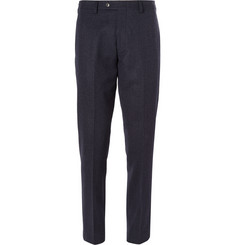 J.Crew Navy Ludlow Wool-Blend Suit Trousers