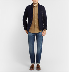 J.Crew Brushed Cotton Oxford Shirt