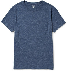 J.Crew Pocket-Front Slim-Fit Slub Cotton-Jersey T-Shirt