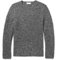 Hentsch Man - Ribbed Wool-Blend Sweater