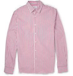 Hentsch Man Friday Striped Cotton Shirt