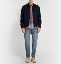 A.P.C. Check Cotton Shirt
