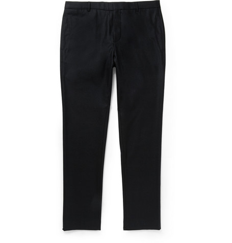 A.P.C. Slim-Fit Wool Trousers