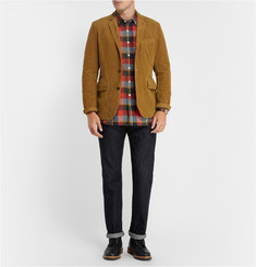 Alex Mill Single-Breasted Corduroy Jacket