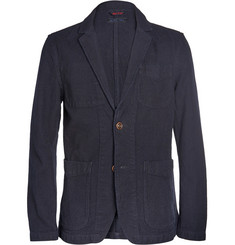 Alex Mill Unstructured Woven-Cotton Blazer