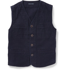 Alex Mill Cotton Waistcoat