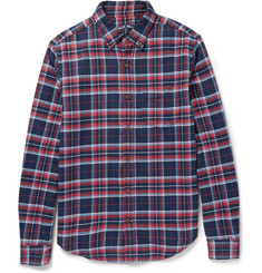 Alex Mill Flannel Twill Check Shirt