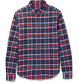 Alex Mill - Flannel Twill Check Shirt
