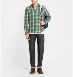 Alex Mill Check Cotton Shirt