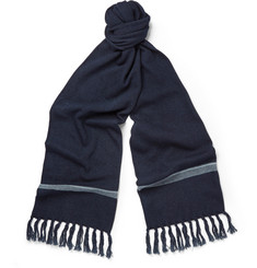 Alex Mill Woven-Cotton Scarf