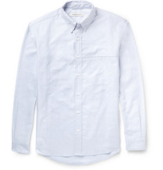 Raleigh Denim Cotton Oxford Shirt