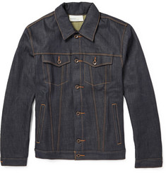 Raleigh Denim Slim-Fit Selvedge Denim Jacket
