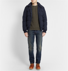 Raleigh Denim Jones Slim-Fit Washed-Denim Jeans