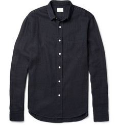 Simon Miller M050 Arcata Over-Dyed Denim Shirt
