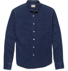 Simon Miller Regular-Fit Denim Shirt