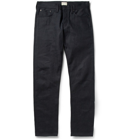 Simon Miller Gunnison Slim-Fit Selvedge Denim Jeans