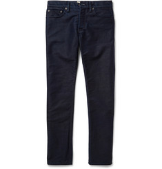 Simon Miller Kure Slim-Fit Indigo Denim Jeans