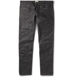 Simon Miller M001 Narrow Slim-Fit Selvedge Denim Jeans