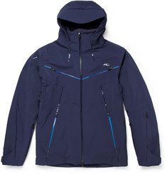 Kjus Blade Four-Way Stretch Quilted Skiing Jacket