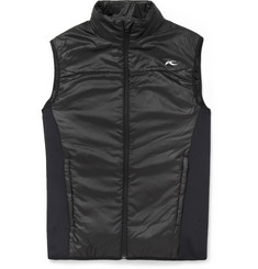 Kjus Stream Slim-Fit Quilted Gilet
