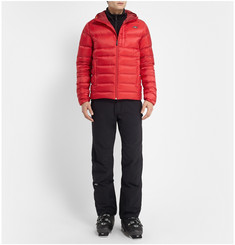 Kjus Whistler Quilted Hooded Jacket