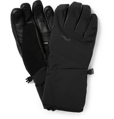 Kjus Formula Leather-Panneled Gloves