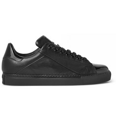 Mr. Hare Cunningham Leather Low-Top Sneakers