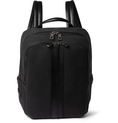 Tod's Nubuck Leather Backpack