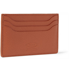 Tod's Cross-Grain Leather Card Holder