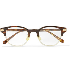Eyevan 7285 D-Frame Acetate Optical Glasses
