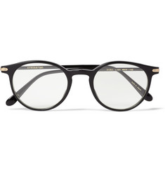 Eyevan 7285 306 Round-Frame Acetate Optical Glasses